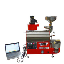 1 kg high quality industrial coffee bean roaster machine/commercial coffee roaster for sale
