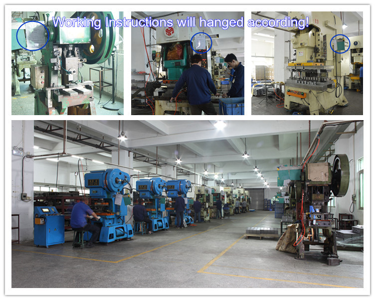 Steel Machinery stamping