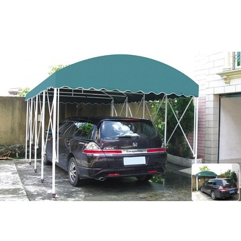 Factory Price Outdoor Folding Large Storage Tent Canopy Push And Pull Tent