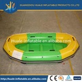 cheap price new arrival Outdoor Water Entertainment inflatable floating boat commercial grade for sale