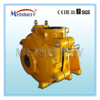 Centrifugal slurry pump AH series slurry pump with high quality