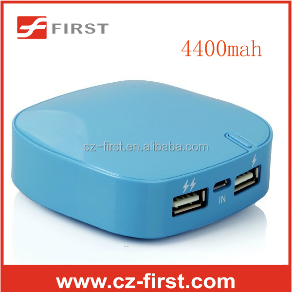portable power bank with 4400mah 18650 li-ion cell china supplier