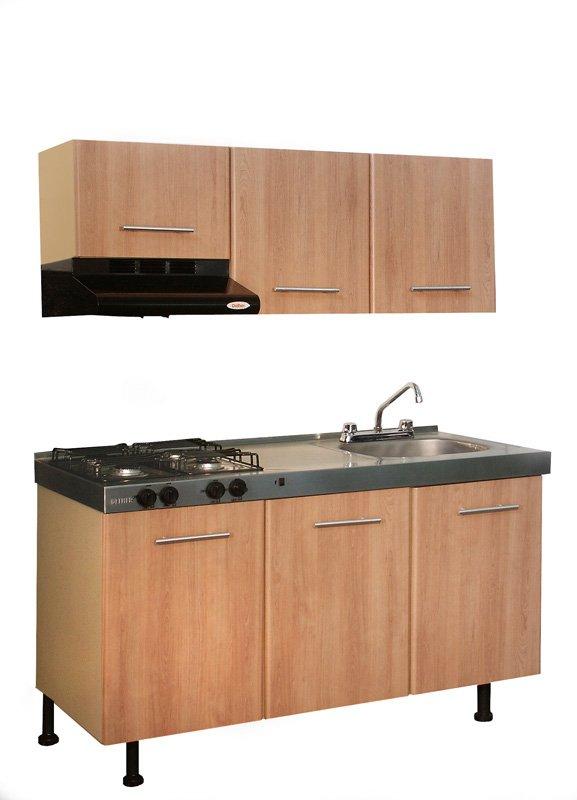 Cucina compatta altri mobili di metallo id prodotto 10840663 - Cucina compatta ...