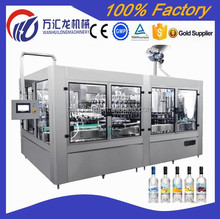 Speed Stable Cost Performance carbonated drinks 3-in-1 filling machine for wholesales