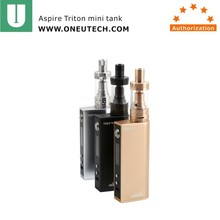 Aspire Odyssey Mini Kit gold /black/silver Pegasus mini 50W TC Mod and triton mini