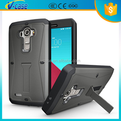 VCASE Rubber Armor Defender tpu Case Cover Skin For LG G3, mobile phone case for lg g3