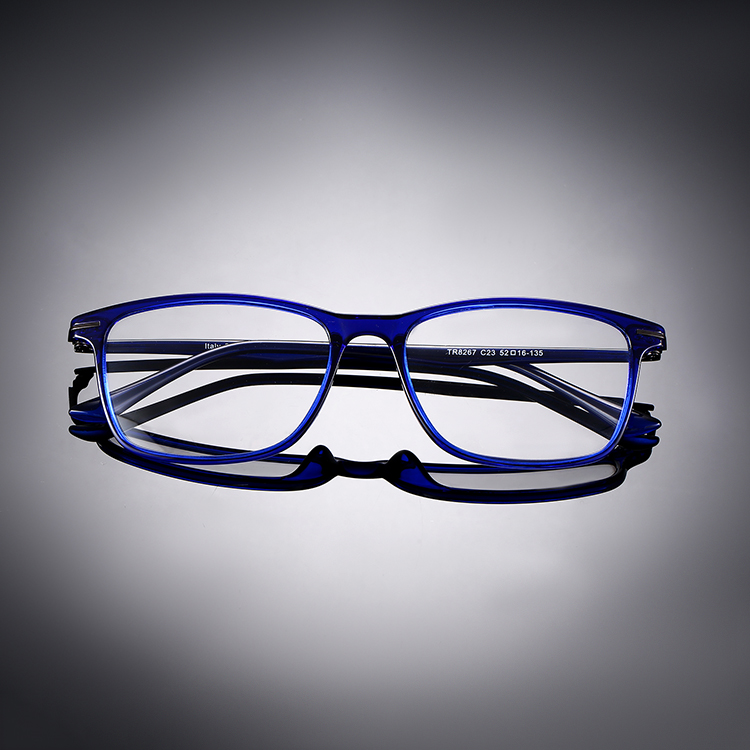New design mult-colorful portable TR8264 bright optical spectacle frame