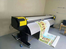 Second hand 3.2m heavy duty eco-solvent printing machines