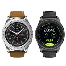 Feature smart watch with 2G sim smart watch support Bluetooth call IPS touch screen