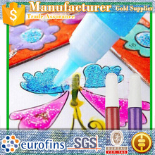 Kids Art Card Craft Making Decoration Bright Coloured Glitter Glue
