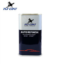 Heat Resistant Acrylic 2K Clear Coat For Automotive refinishing
