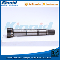 Heavy Duty Truck Hino Rear Axle Brake Camshaft Manufacturer in China