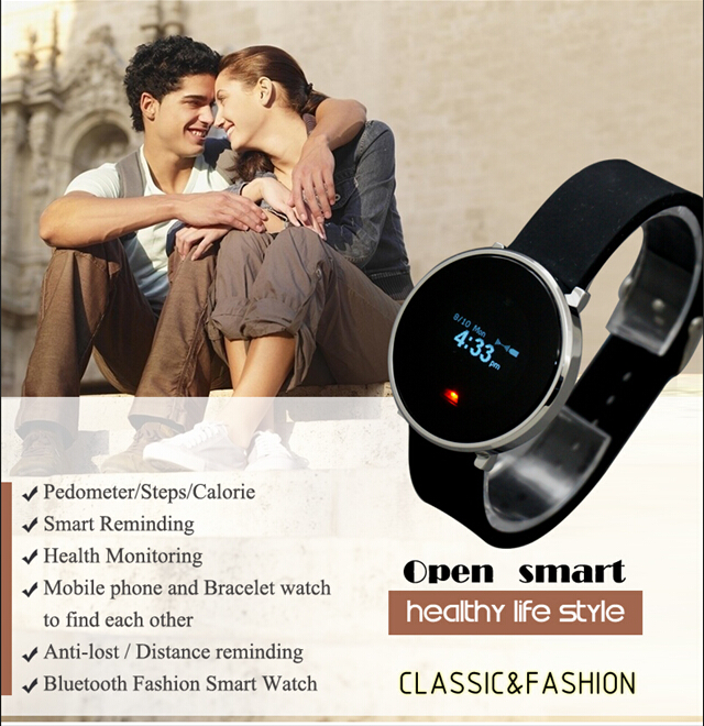 2015 New Arrival Smart Watch Bluetooth Smart watch