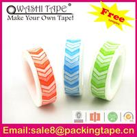 custom putty tape and for scrapbook