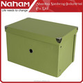 NAHAM factory price cardboard file storage containers boxes