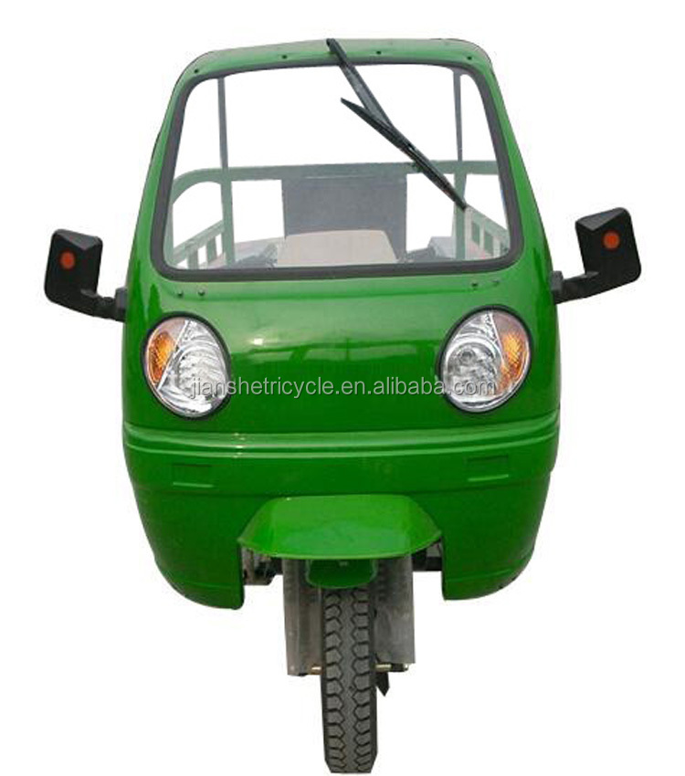 hot selling 150cc 3 wheel trike with cabin