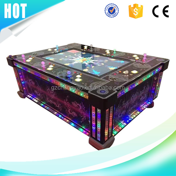 Casino Game Pcb Amusement Indoor Shooting Game Machine Fish Hunter Arcade Game Tips