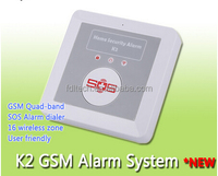 FDL-K2 Home Health products,alarm systems for independent living,senior housing assistance