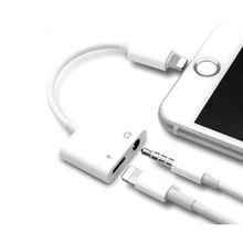 3.5mm Audio And Charge Splitter Adapter for iPhone 7/7plus