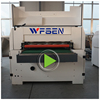 R-R-D1300 high quality Italy technology WFSEN manufacture 5 axis cnc combination woodworking machine