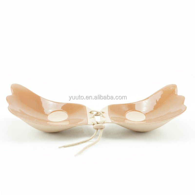 wholesale japan new silicone bra nude bra