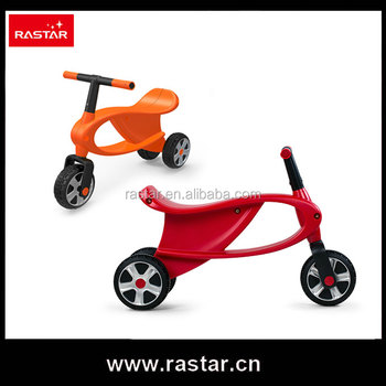 Rastar new products ride on bike free wheel bicycle