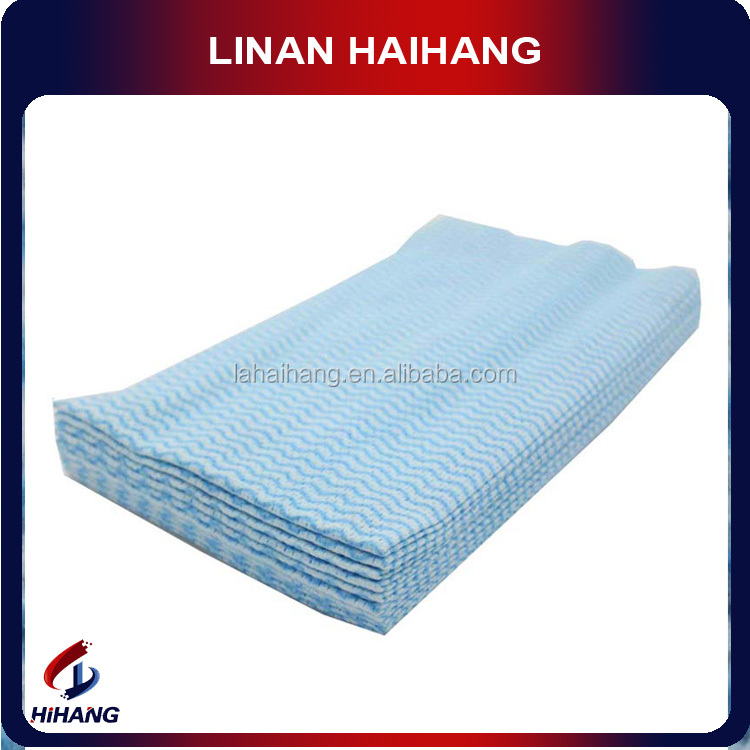 High Quality nonwoven household clean wipes surface cleaning tablet cleaning cloth
