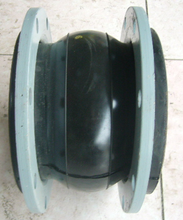 PN25 Floating Flange Rubber Expanion Joints Concrete