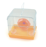 Nice design iron wire small animal cage