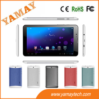 Phablet supplier 7 inch cheap tablet pc MTK dual core two camera