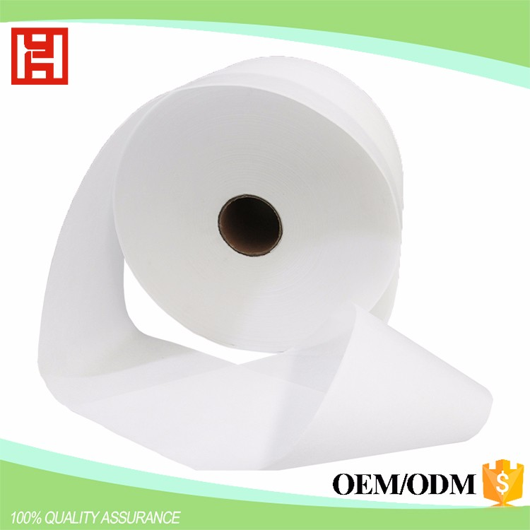 Brenthable soft hydrophilic perforated nonwoven topsheet nonwoven facial sanitary napkins for old people