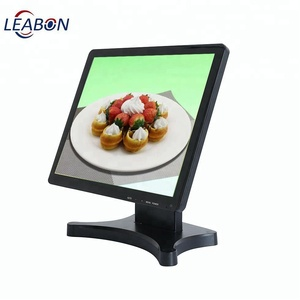 2018 15 inch usb powered touch screen monitor