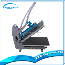 Auto Open Hot Stamping T-shirt Heat Transfer Press Machine(ce Approved)