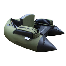 Professional Inflatable Fishing PVC Rubber Boat for Fishing Kayak 1 Person Inflatable Fishing Chair Single Rowing Boat