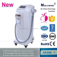 Factory price high quality Laser Tattoo Removal beauty equipment