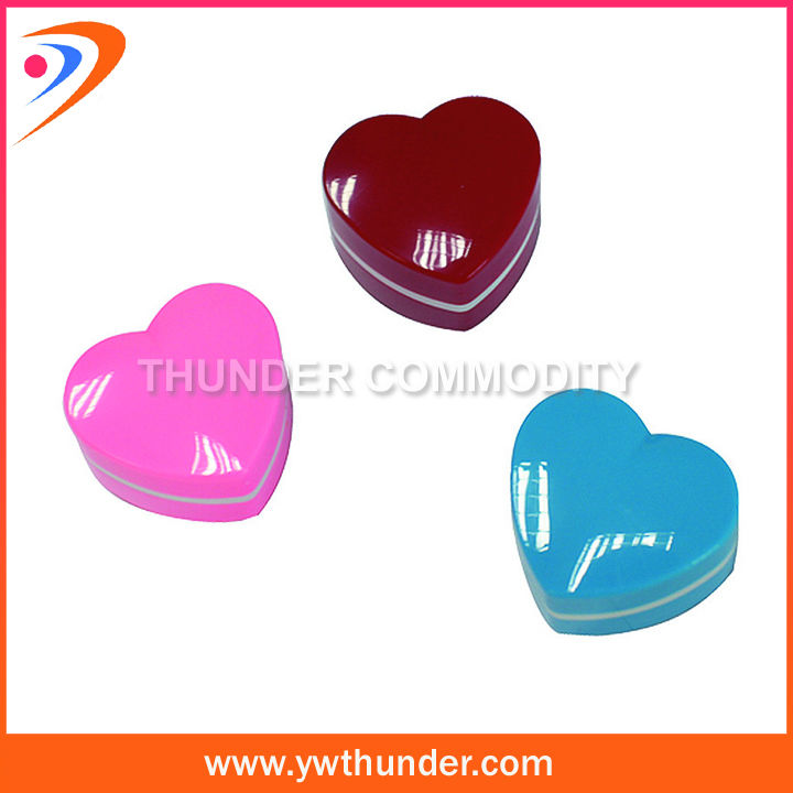 heart shape toy stamp