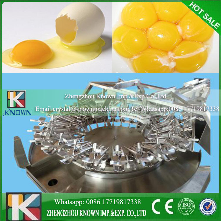 Egg shell egg liquid separator /Egg breaking machine
