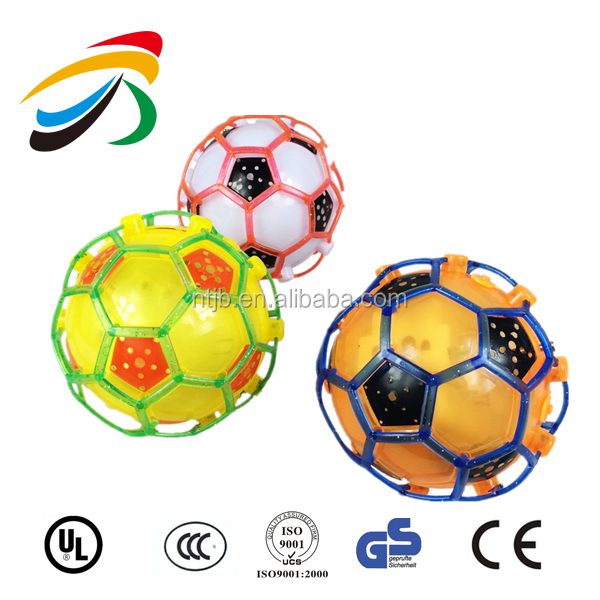 2015 new led toys plastic led new toys led football