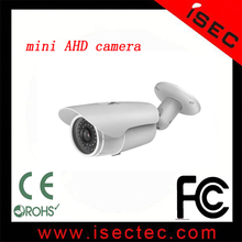 IR night vision 720P ahd bullet outdoor camera cctv manufacturer FCC,CE,ROHS Certification