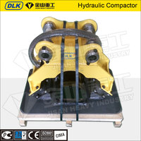 excavator used hydraulic mini plate compactor for sale