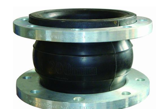 PN16 flange type rubber expansion joint