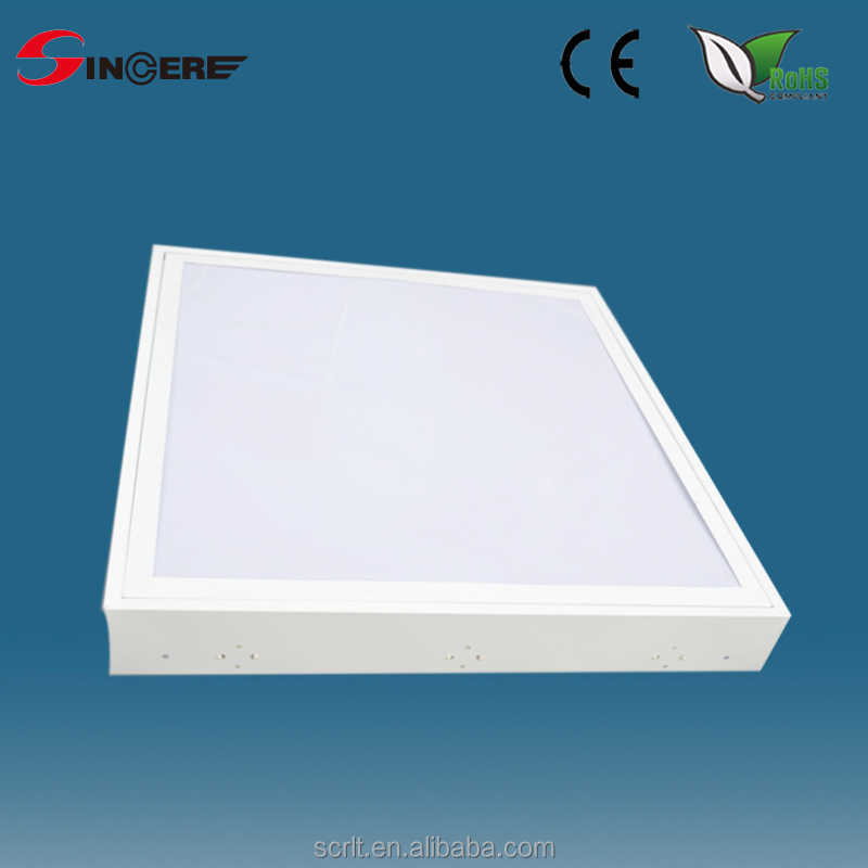 T8 Surface Mounted Fluorescent PC opal prismatic lighting fixture