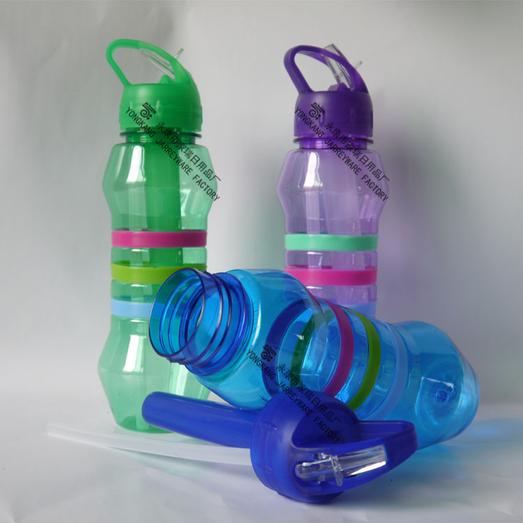 Personalized Sports Drinking Water Bottle for Outdoor Using With Ice Stick