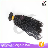 Remy Unprocessed Brazilian Human deep Wave Hair Extension Weave Wefts 100G/PC