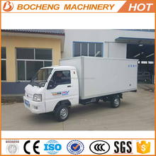 Hot Sales Electric Cargo Van With EEC L7e certification