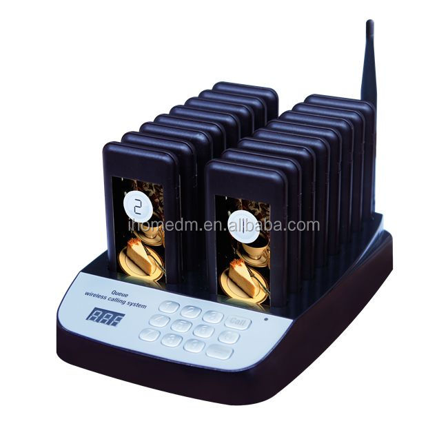 Church Nursery Pagers And Paging Systems