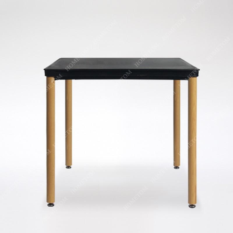 Modern Solid Wood Leg Plastic Top Dining Room Table Buy  : HTB1hOkBJFXXXXclXpXXq6xXFXXX7 from www.alibaba.com size 800 x 800 jpeg 57kB