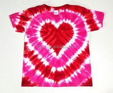 clearance sale baby kids clothing wholesale bangkok manufactures children adorable love tie dye valentines day t-shit