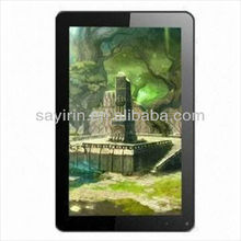 Allwinner A20 dual core tablet 9inch Android 4.2 mid tablet specification