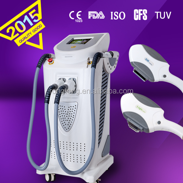 Elight wrinkle removla Multi treatment hair removal ipl rf laser beauty machine